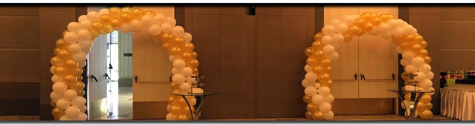 Balon Süsleme Hizmetleri