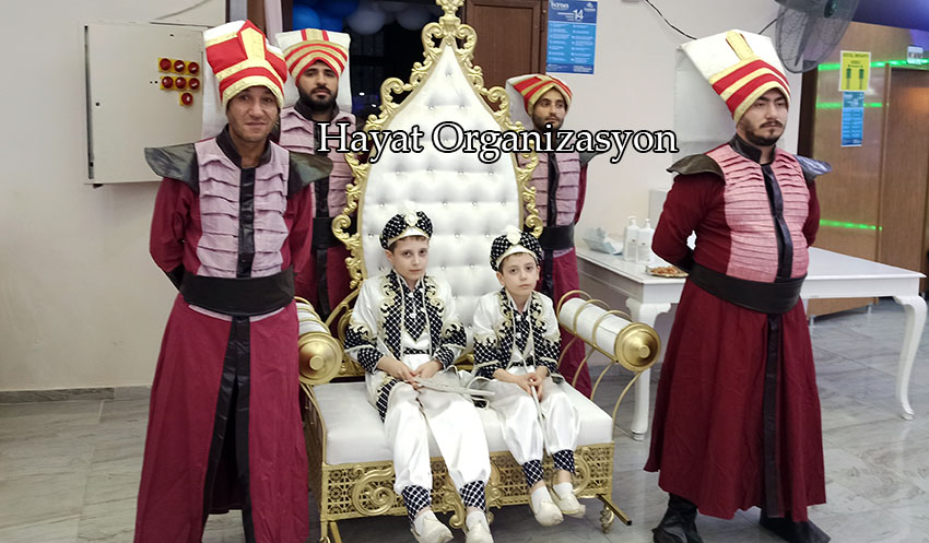İstanbul Sünnet Tahtı Kiralama