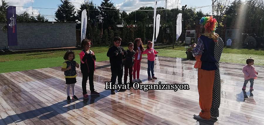 palyaço Hizmeti piknik organizasyonu